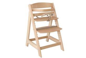 复活节仅限两小时特价:roba纯木质幼儿学餐椅低至34,99欧