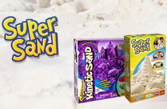 来自瑞典不粘手的神奇魔术沙kinetic sand全部8折