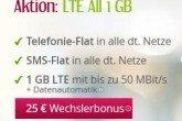 超级划算winsim手机合同来啦,全德电话随便打再加1G高速流量每月只要6.99欧