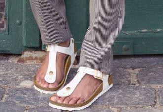 清凉一夏,你的鞋柜缺了一双Birkenstock(德国博肯人体工学鞋)