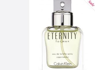 CALVIN KLEIN 永恒男士香水折后只要25欧