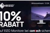 最专业的平价EIZO艺卓显示器全场9折