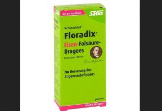 女士必备铁元胶囊Floradix