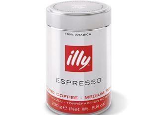 意大利高端illy咖啡粉仅售8.49欧