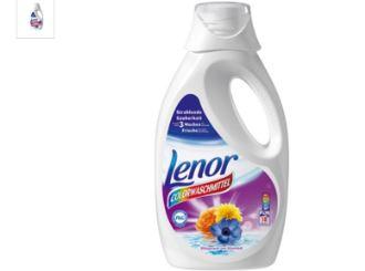 宝洁公司出品的lenor洗衣液现在有18%折扣啦