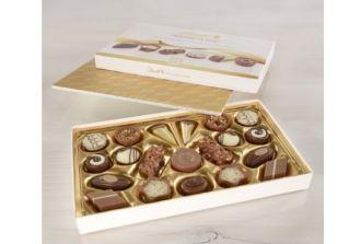 口感润滑的瑞士莲Lindt巧克力礼盒只要7.99欧元