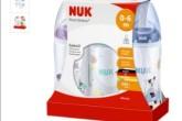 德国NUK新生儿系列First Choice奶瓶套装只需14,99欧
