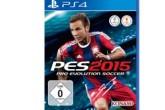 ps4游戏Pro Evolution Soccer 2015仅售5欧还免邮