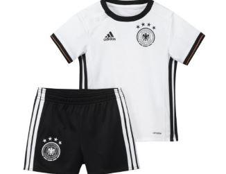 德国国家队DFB儿童版球衣一套只要35欧啦