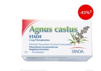 圣洁莓agnus castus100天只要7.78欧