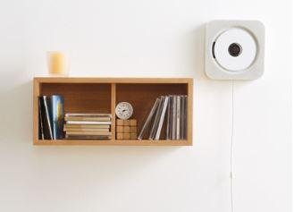 muji最经典的壁挂式cd机8折只要120欧
