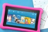 7寸版本亚马逊fire kids儿童版,最适合孩子的平板电脑只要89欧