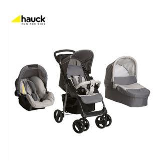 hauck婴儿车安全座椅睡篮三件套只要183.99欧
