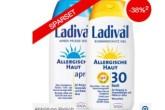 ladival防晒搭配晒后修复套装只要22.79欧