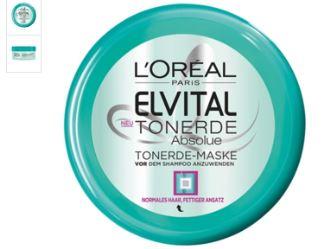 L'Oréal Paris Tonerde Absolue 系列发膜清洁头皮效果一流