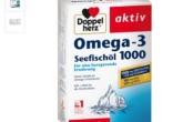双心深海鱼油omega1000 80天只要6.49欧