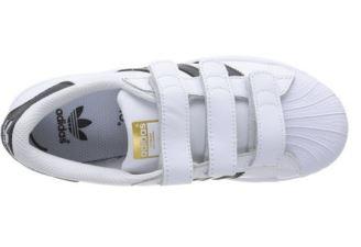 粘扣款阿迪达斯贝壳鞋只要44欧起