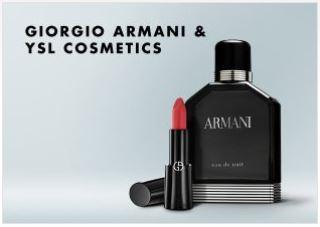 Giorgio Armani彩妆产品专场,唇膏直降10欧