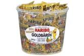 德国原装HARIBO哈瑞宝小熊果汁软糖100包迷你装特惠价6,95欧
