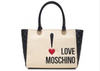 时尚新秀精灵古怪Moschino潮流背包六折