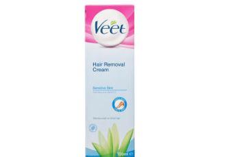 Veet薇婷五分钟全效快速针对敏感性肌肤祛毛膏降至1,56磅