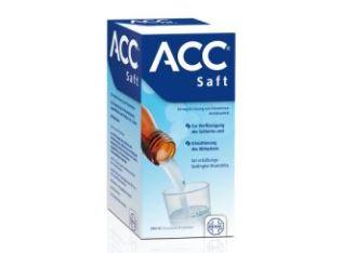 樱桃味ACC止咳糖浆200毫升装只要5.79欧