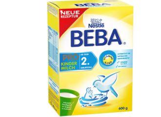 雀巢金装beba奶粉2岁以上版本直减7.5欧
