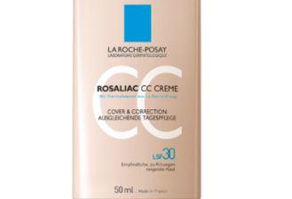 ROCHE-POSAY理肤泉最新的 Rosaliac CC霜只要17欧