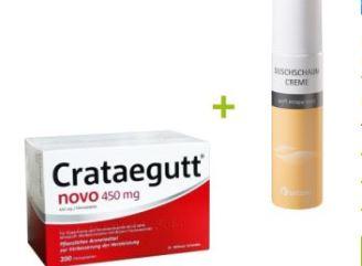 德国Crataegutt山楂提取,强健心脏只要44.99欧
