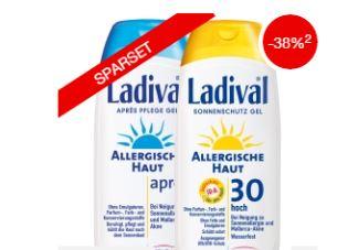 专为过敏性皮肤设计的ladival防晒套装62折啦