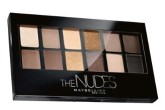 美宝莲最畅销单品12色眼影盘the Nudes最新特惠价:7,96欧