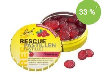 缓解紧张情绪的bach巴赫急救花精润喉糖只要4.99欧