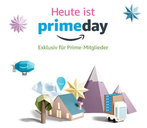 全场5折起!德国亚马逊Prime Day会员大促销