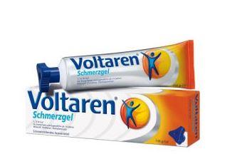 关节疼痛的大众神药Voltaren 德国扶他林软膏