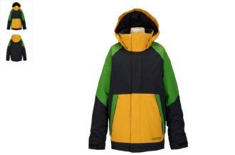 burton儿童款滑雪外套折上折只要38欧