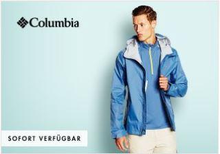 美国哥伦比亚Columbia冲锋衣39欧起