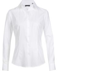 原价220欧的Dolce & Gabbana女士修身白衬衫仅售59欧