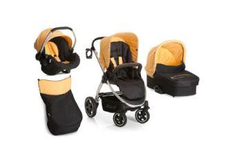 德国Hauck婴儿车安全座椅睡篮各式套装搭配直降200欧起