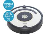 美国智能扫地机器人iRobot Roomba低至251欧