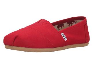 美国Toms休闲鞋低至29.90欧