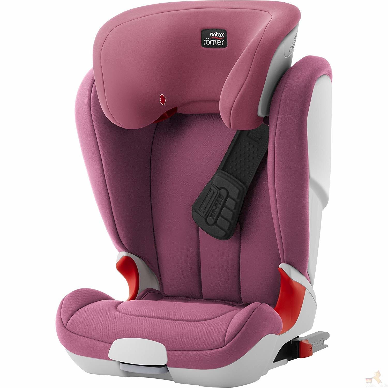 4岁至12岁儿童汽车安全座椅百代适辉马Kidfix XP 2018年新款