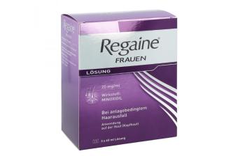 原价63,47欧的Regaine落健女士外用生发水180ml仅需43.90欧