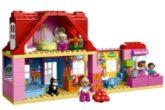 Lego乐高10505大型娃娃屋系列折上85折