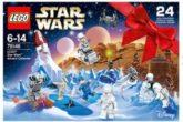 乐高最新版2016圣诞倒数月历star wars开卖啦
