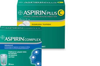 居家好帮手:德国拜耳ASPIRIN阿司匹林套装降至18.49欧