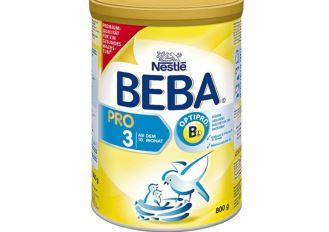 雀巢金装beba奶粉3段9个月以上婴儿高端奶粉特价啦