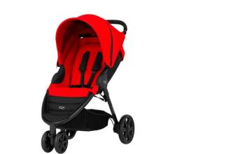 Britax 2016款B-Agile3婴幼儿手推车仅需197.03欧