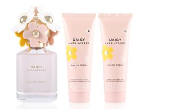 Marc Jacobs Daisy小雏菊女士淡香水粉色清新限量版75ml套装仅售52.9欧