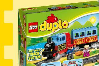 lego duplo乐高得宝全部折上85折啦