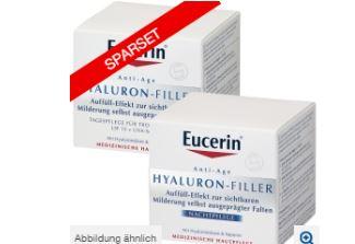eucerin优色林充盈展颜系列日霜晚霜只要39.9欧